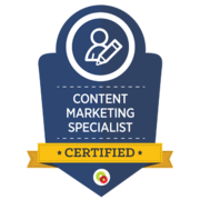 Content Marketing Specialist Certified Michaela Hoffman