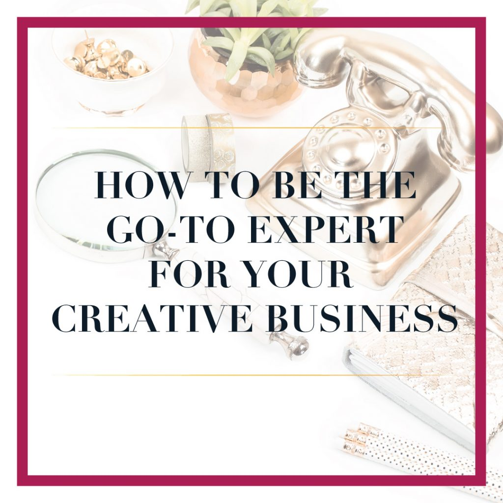 To succeed in business you need to position yourself as the go-to expert. It can be hard and confusing to know where to start but I've got you covered.