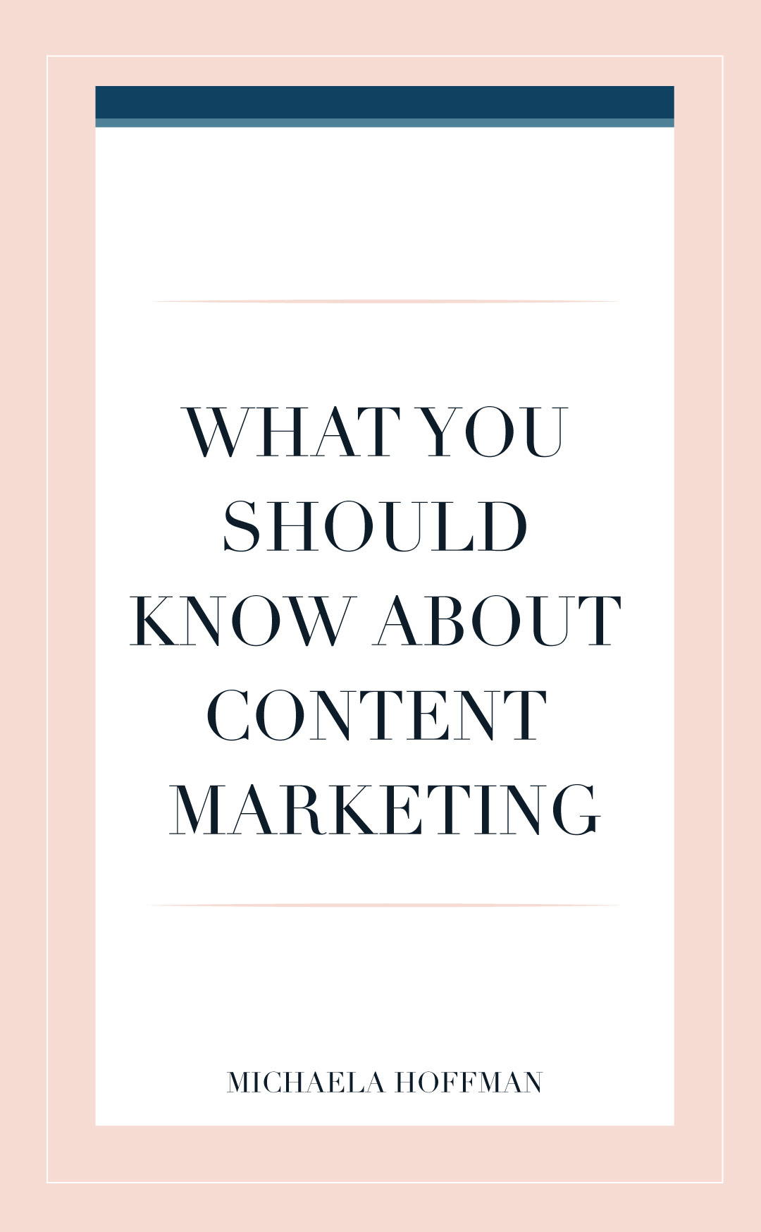 What you need to know about content marketing for your online business