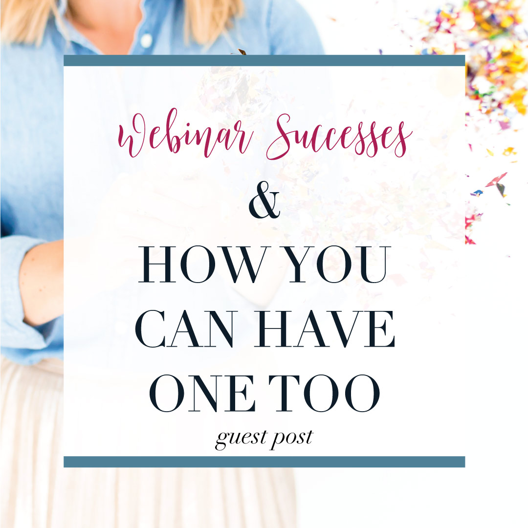 The Truth About 1-Hit Webinar Successes + How You Can Have One Too
