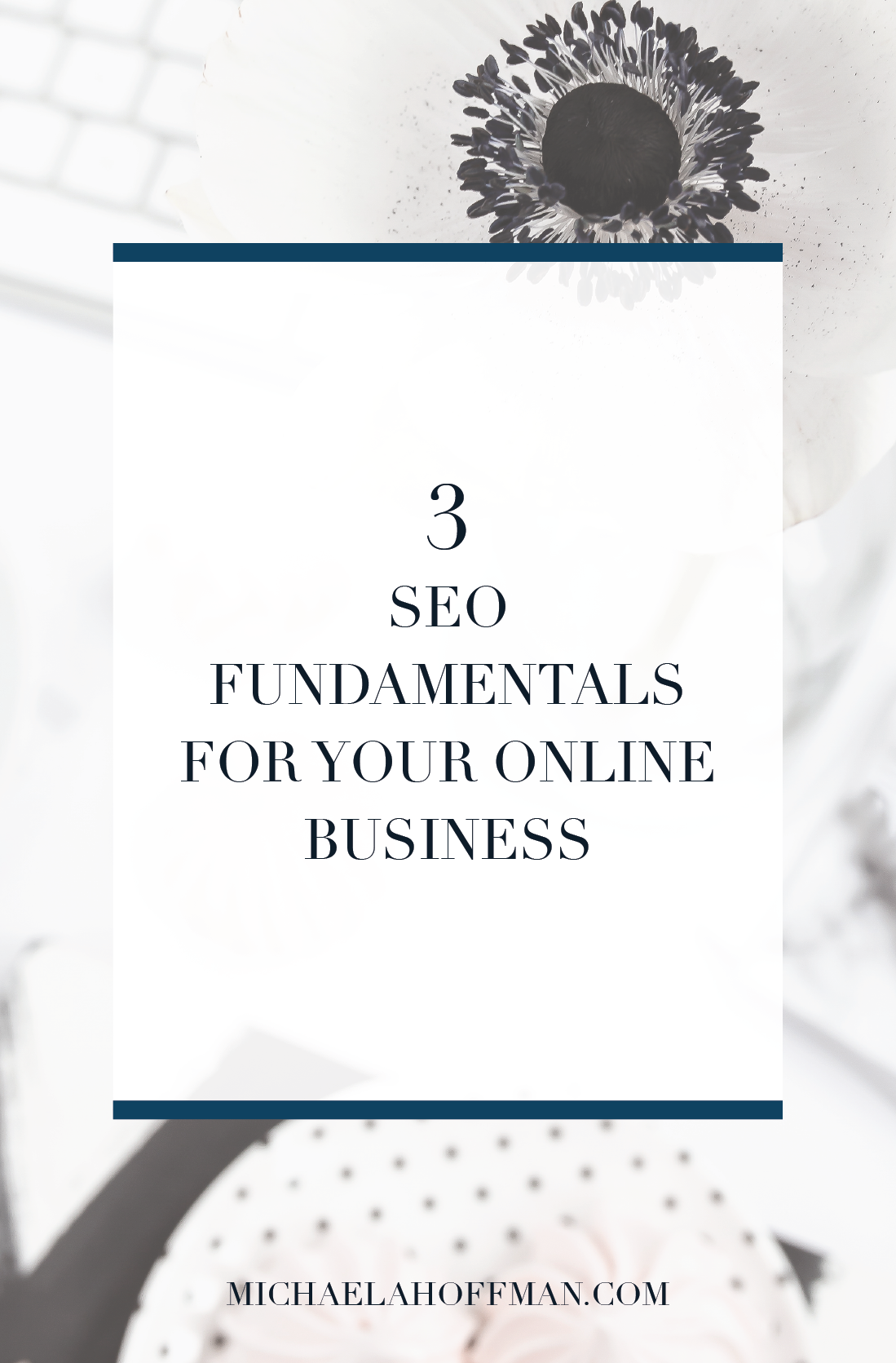 SEO for your business is important for growing your presence online. But where do you start, what do you need to know...here are the 3 fundamentals of SEO you need to understand to get started growing your online business.